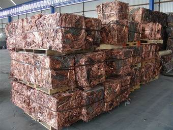 copper_wire_scrap_baled_by_baling_machine