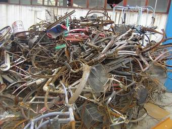 scrap_bicycle_steel_frames_for_crushing