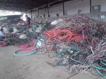 scrap_wire_cable_for_wire_stripping_machine