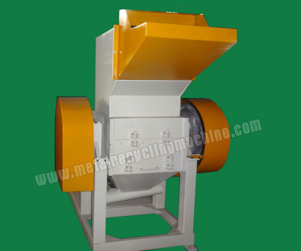 copper and aluminum wire crusher