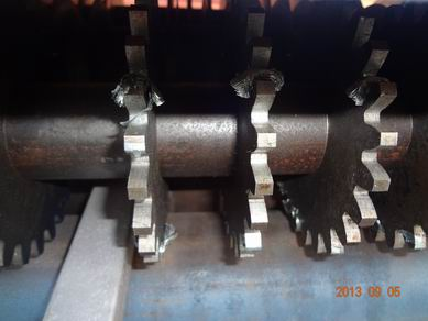radiator_aluminum_stripping_machine