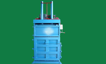 Hydraulic Vertical Baling Machine