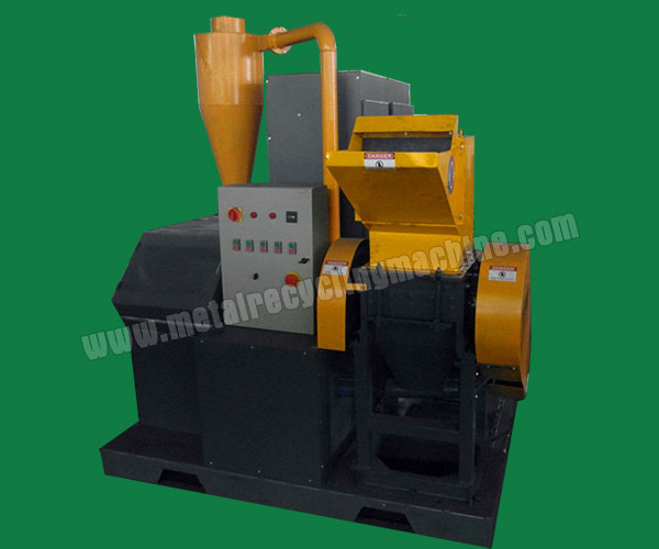AMS400 copper wire granulator