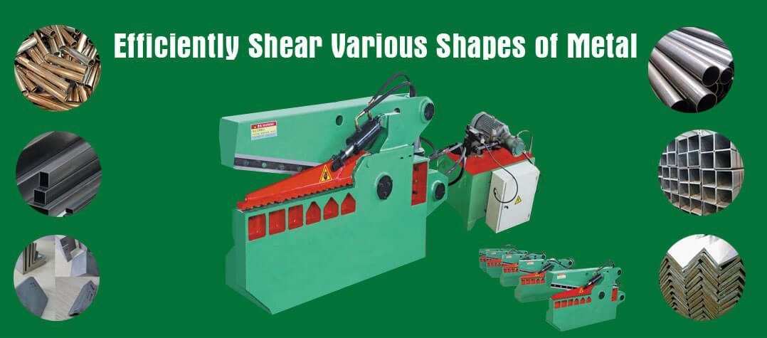 Alligator Shearing Machine