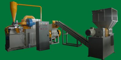 AMS800 Copper Cable Granulator