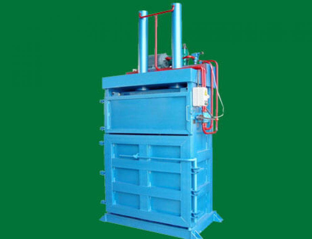 Automatic Horizontal Baling Press Machine Hydraulic Scrap