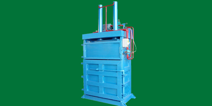 Hydraulic Vertical Baler Vertical Baling Press Machine
