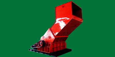 Scrap Metal Crushing Machine