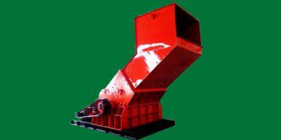 Scrap Metal Crushing Machine