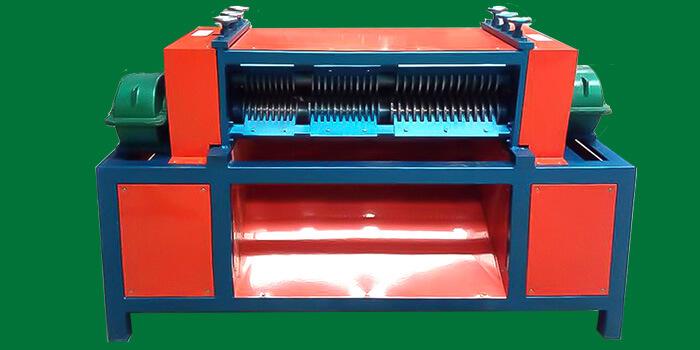 radiator copper aluminum separator