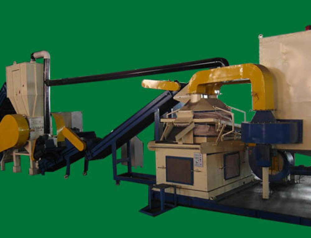 Radiator Fin Crushing  Machine