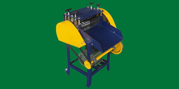 small cable wire stripping machine